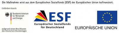 ESF-Logoleiste